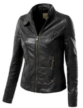 Winter leather jackets for women 2014-2015 - Latest Trend Fashion