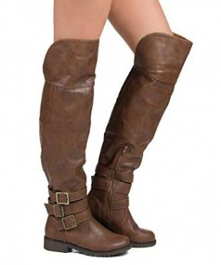 Womens Over The Knee Boots - Boot Hto