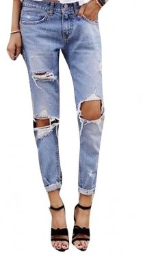 womens ripped jeans 2014-2015