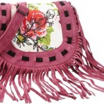 Accessory of the week – Bags with fringe...
