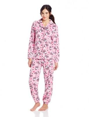 fleece pajama for women 2015-2016
