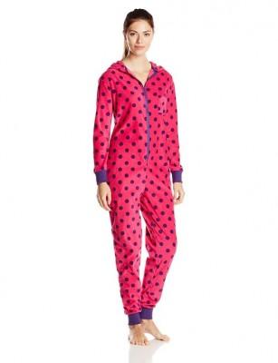 fleece pajamas for women 2015