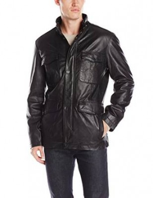 gents leather jacket 2015