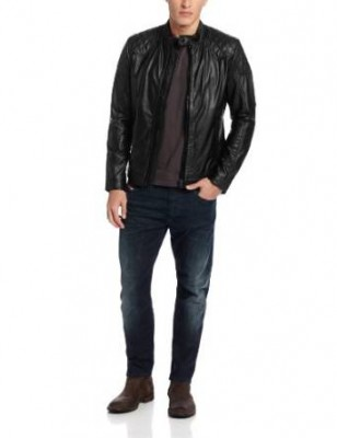 gents leather jackets 2015-2016