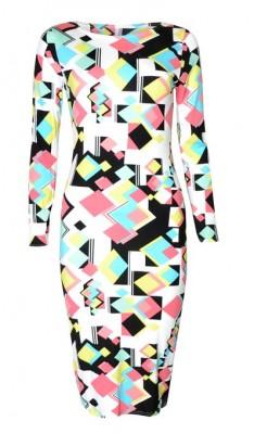 geometric dresses 2015