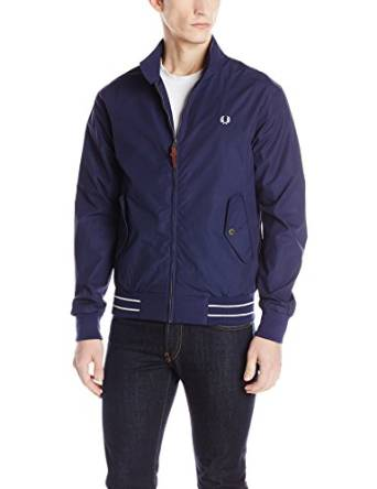 harrington jacket model 2015-2016