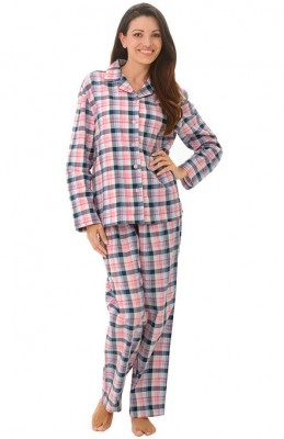 ladies fleece pajama 2015