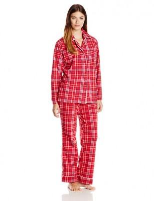 ladies fleece pajamas 2015