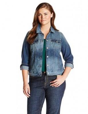 ladies trucker jacket 2015
