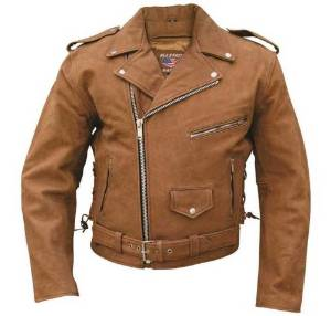 motorcycle leather jacket for men 2015