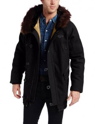 parka coats for men 2017-2018