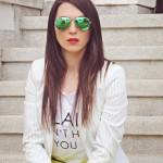 Ray Ban Aviator Sunglasses for Women 2015