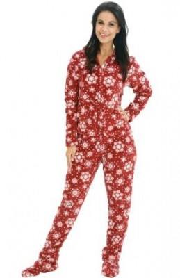 women's fleece pajamas 2015