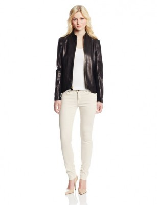 women's spring leather jacket 2015