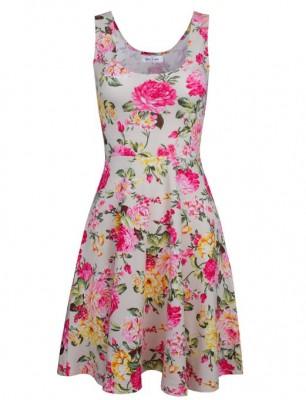 2014-2015 ultimate floral dress