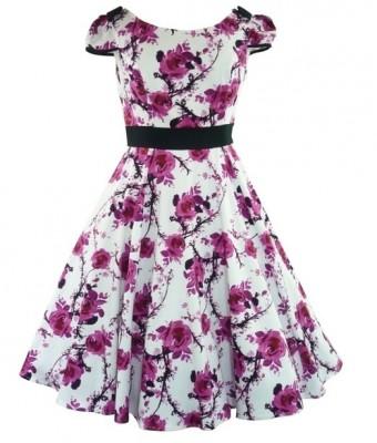 2015 best floral dresses