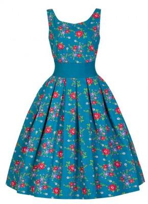 2015 floral dress