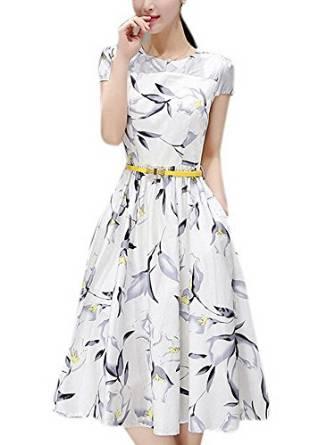 2017-2017 floral dresses