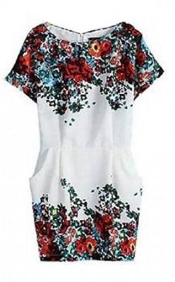 floral dress 2015