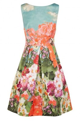 floral dresses for women 2018