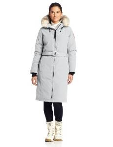 ladies parka 2018