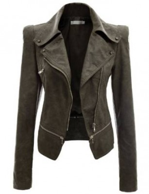 Women's Leather Jackets for Spring 2015-2016 – Latest Trend Fashion