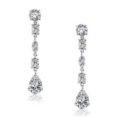 long earrings for women 2015