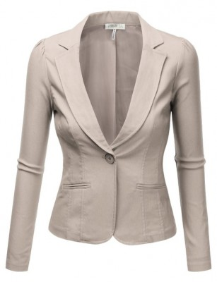 spring blazer for ladies 2015