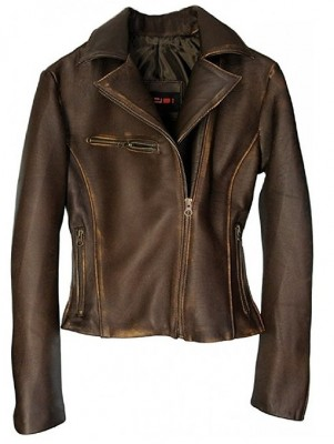 spring ladies leather jacket 2015