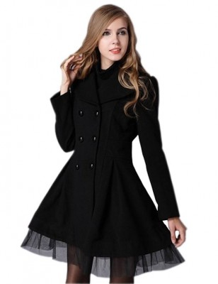 trench coat for ladies 2015