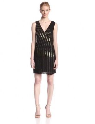 vertical lines dress 2015