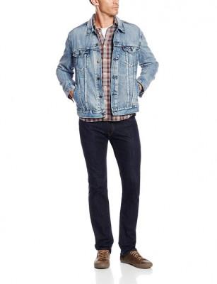 2015 latest denim jacket