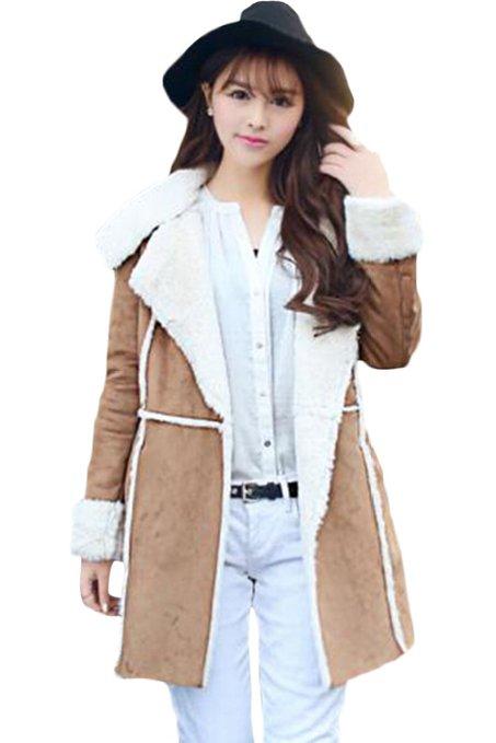 2015 suede coats