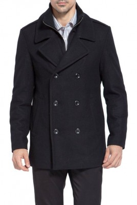 best pea coat for men 2015