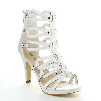 high heels gladiator sandals for women 2015