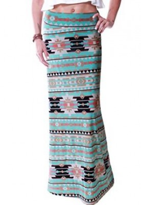 latest maxi skirt 2015-2016