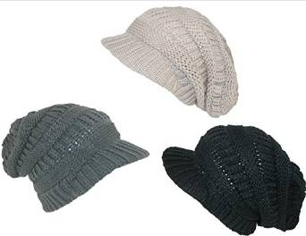 womens beanie with visors 2015