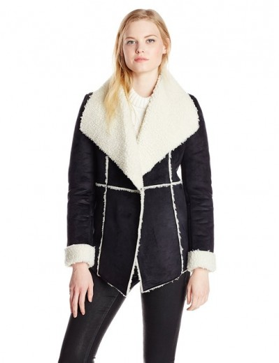womens shearling jackets 2015-2016