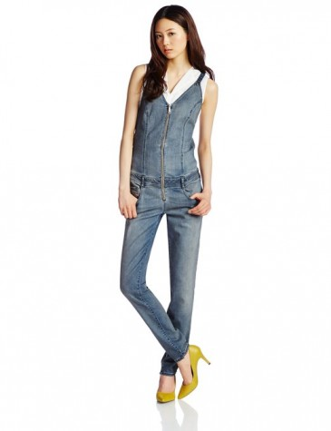 2015 denim jumpsuits