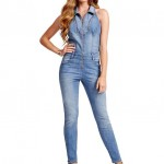 Summer Denim Jumpsuits 2017