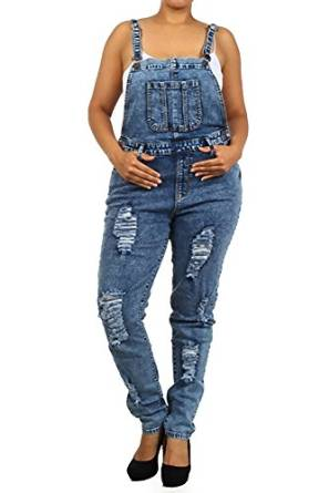 best denim jumpsuits 2015