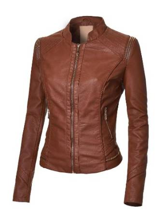 best leather jacket for women 2015-2016
