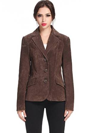 best suede jacket for women 2015-2016