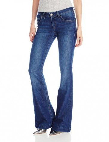 ladies best flared jeans 2015