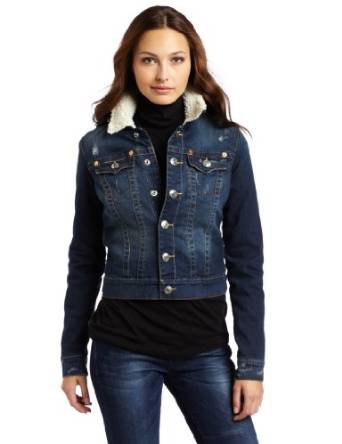 Sherpa Denim Jacket 2015-2016
