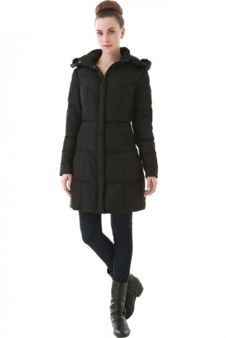 winter coat for women 2017-2018