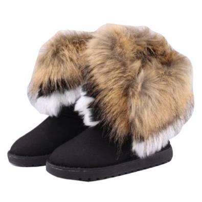 2015-2016 fur boots