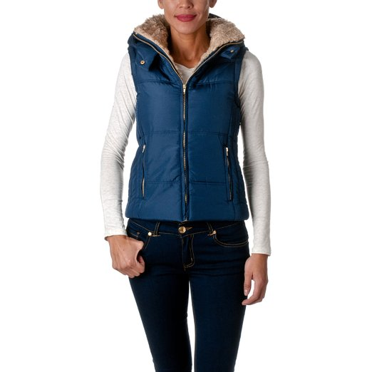 ladies best puffer vest 2015-2016
