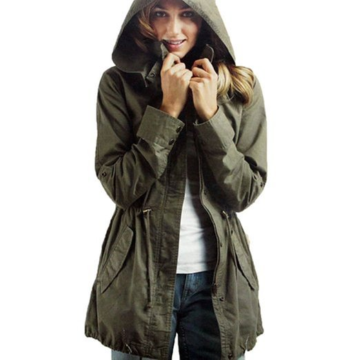 2015 - 2016 hooded jacket