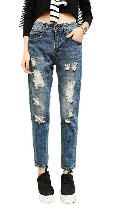 Boyfriend Jeans Latest Trends 2015 2016 Latest Trend Fashion